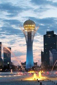 AmongMen: 48 Hours in Astana, Kazakhstan